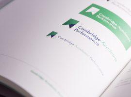 Cambridge Academic Performance Branding