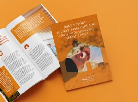 Maggie's and NHS Joint Working Programme Brochure