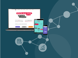 The Brain Tumour Charity – Interactive Impact Report and Targeted Literature Review
